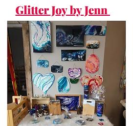 Glitter Joy by Jenn