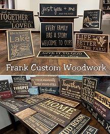 Frank Custom Woodwork