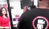 Crimson Multimedia filming at BTA offices