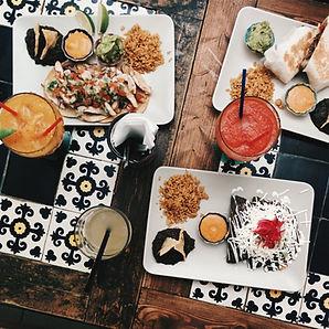 Comida Restaurante Espacio Escandón