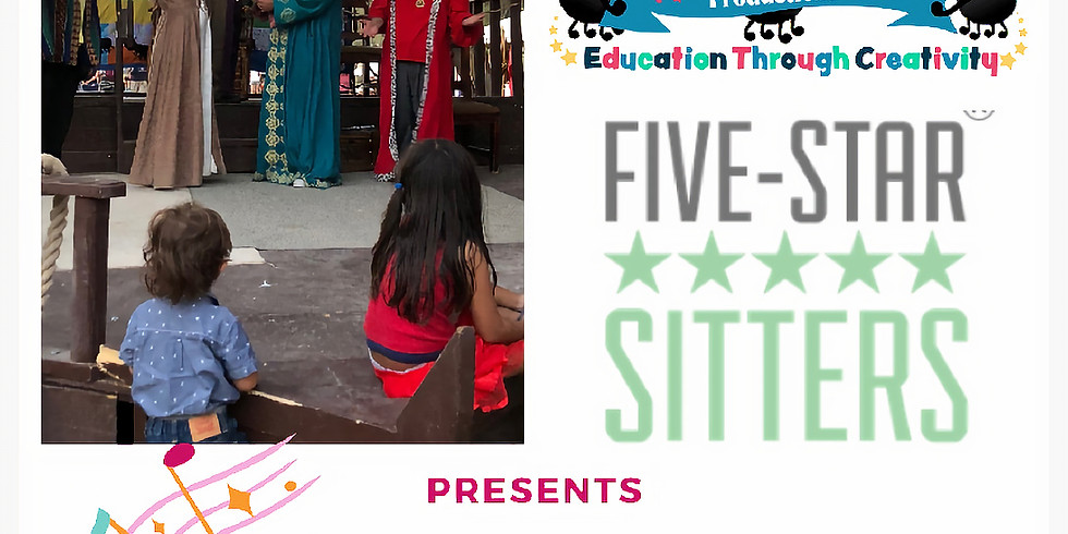 5 Star Sitters Presents Something Awesome Virtual Show