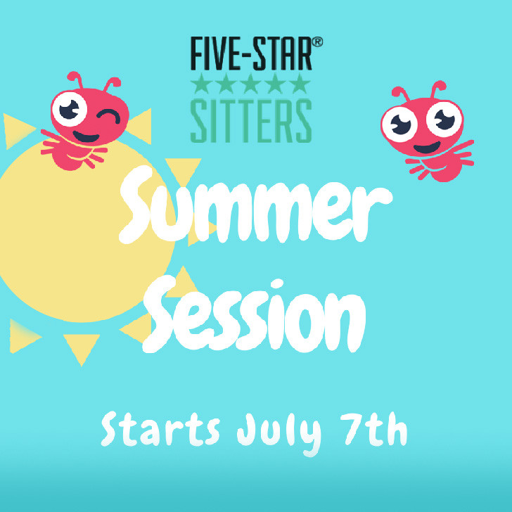 5 Star Sitters Presents Summer Sessions