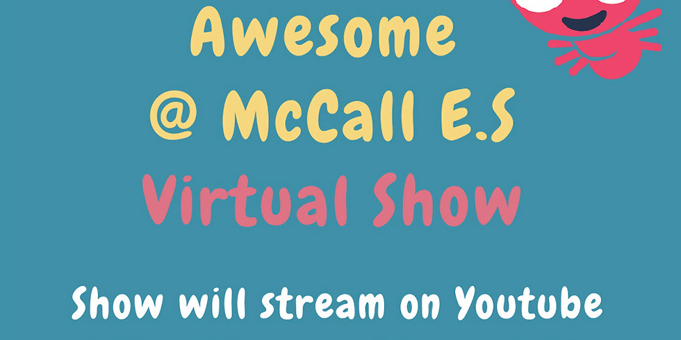 Something Awesome at McCall E.S.