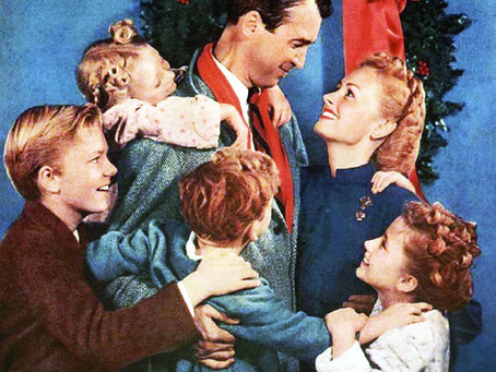 A Felicidade Não se Compra | EUA | 1946 | Frank Capra
