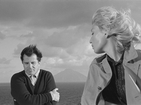 A Aventura | Michelangelo Antonioni | Itália/França | 1961 |