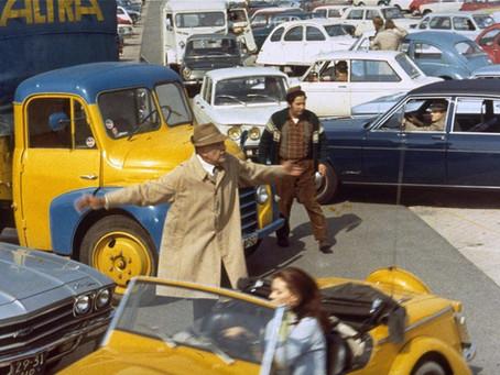 As Aventuras de Mr. Hulot no Tráfego Louco | Jacques Tati | França |  1971