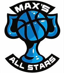 Max's All Stars TBT Logo