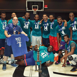 Spring 2017 NYC Basketball League Champions