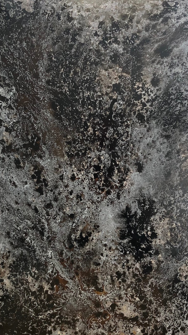Cloudy Marble Effect