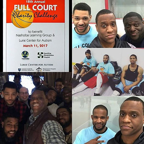 18th Annual Full Court Charity Challenge Corporate Division Semifinalists