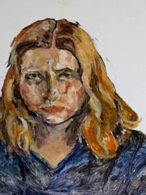 Portrait of Jemma