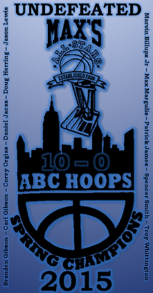Spring 2015 ABC Hoops Championship Banner