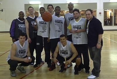 Spring 2011 McBurney YMCA Champions