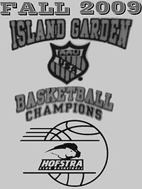 Fall 2009 Island Garden Championship Banner