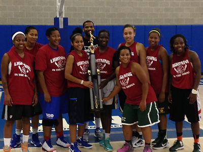 Summer 2013 Lightning in the Bronx Champions