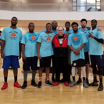 19th Annual Full Court Charity Challenge Corporate Division Champions
