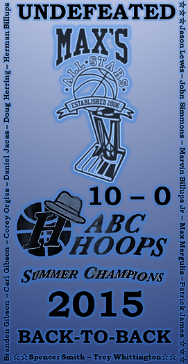 Summer 2015 ABC Hoops Championship Banner