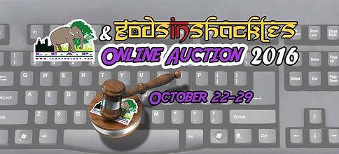 Online Auction LEAP