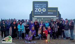 Candleight Vigil at the EVZ gates