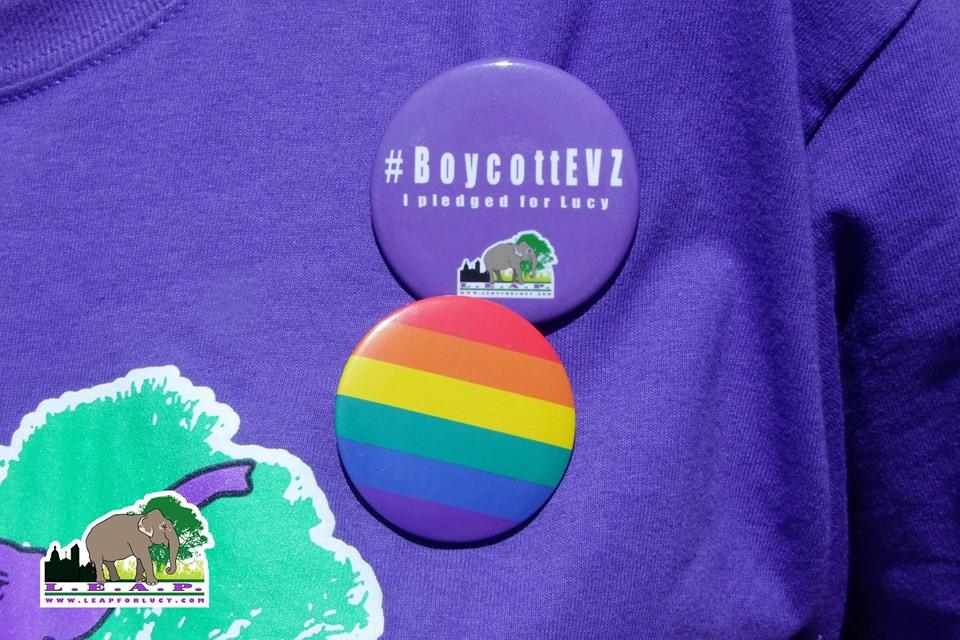 #BoycottEVZ & Pride