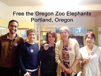 Free the Oregon Zoo Elephants Lucy the Elephant LEAP