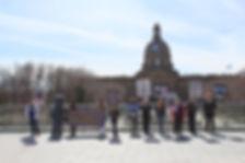 Alberta Legislature LEAP