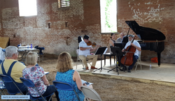 20851 Trio and Audience