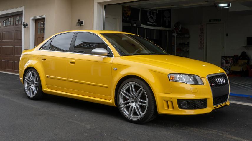B7 RS4