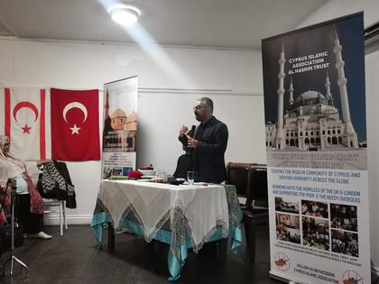 Cyprus Islamic Association Lokma Gecesi