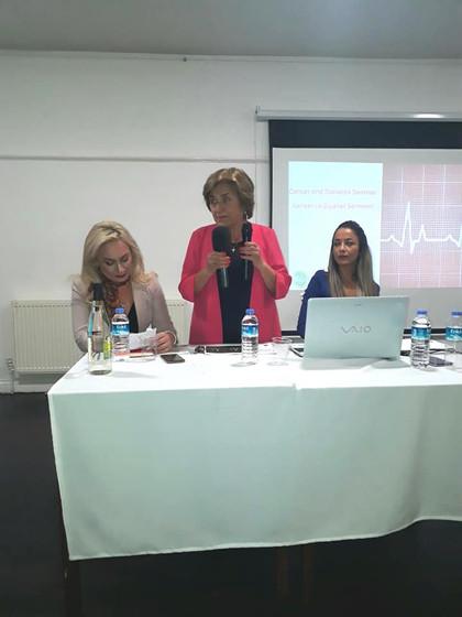 Cancer and Diabetes Seminar- London Angels