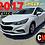 Thumbnail: 2017 CHEVROLET CRUZE