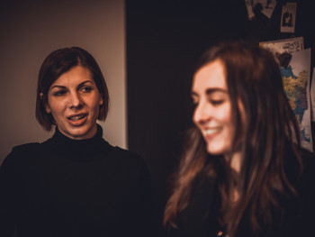 Rencontre avec Comme 2 sœurs