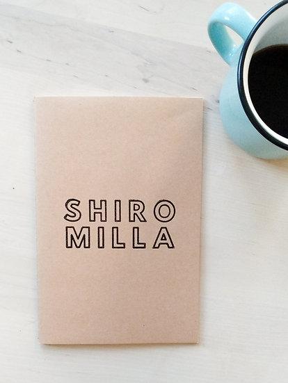 Carnet Kraft Shiromilla