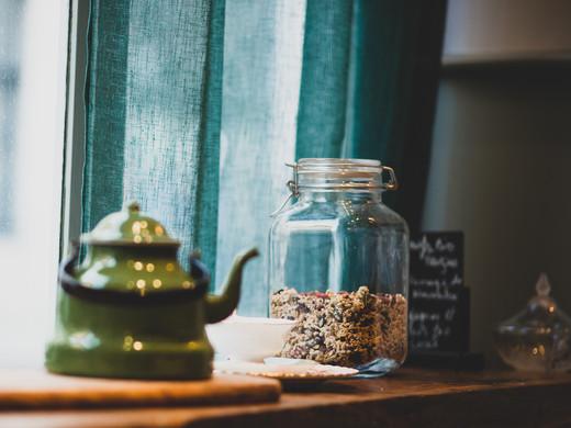 Rencontre avec Cécile, son salon de thé et ses fripes