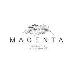 magenta notebooks