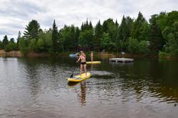 Paddle board en location