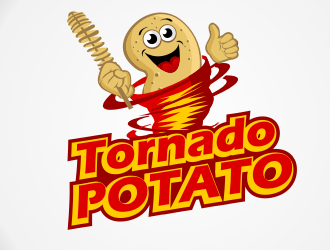 tornado potatoe
