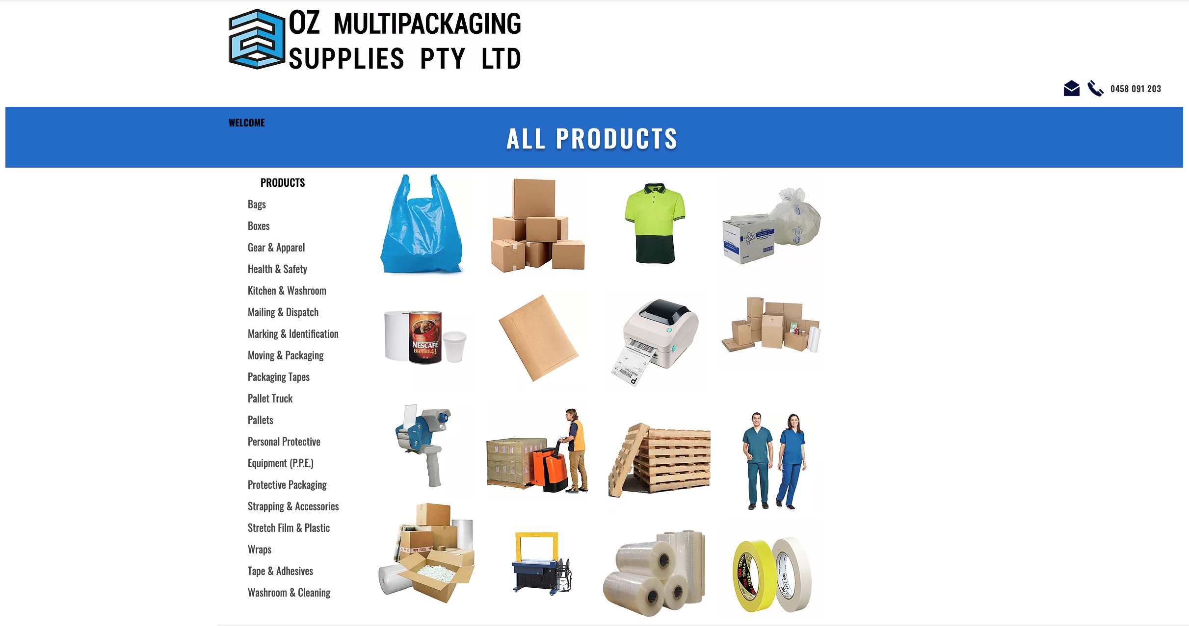 Oz Multi-Packaging