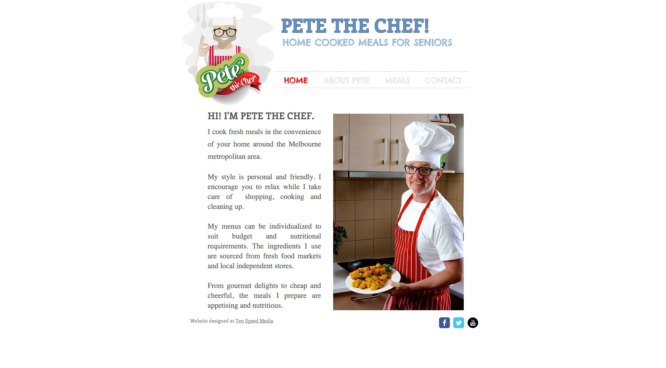 Pete The Chef