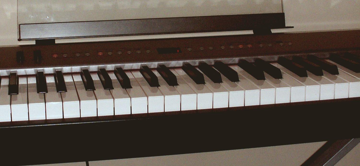 Piano lesson (1 hour)