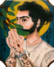 St. Francis of Assisi by Gracie Morbitzer