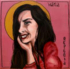 St. Teresa of Avila by Gracie Morbitzer