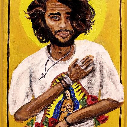 St. Juan Diego 5x7 print