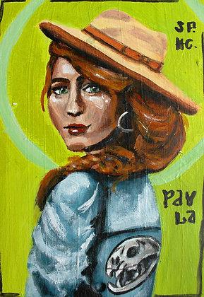 "St. Paula 8x10"" Print"