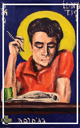 St. Ignatius of Loyola Prayer Card