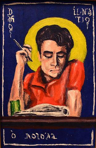 St. Ignatius of Loyola by Gracie Morbitzer