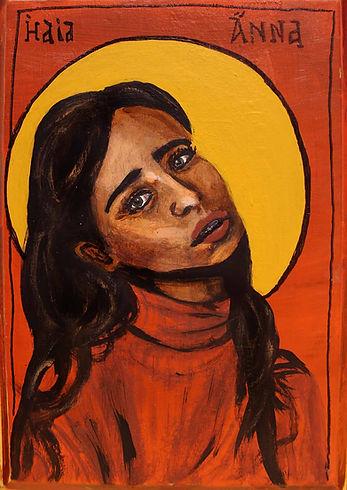 St. Anne by Gracie Morbitzer