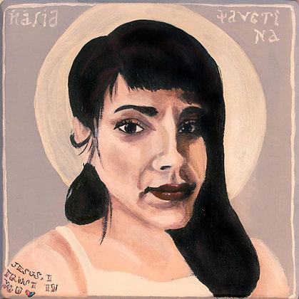 "St. Faustina 5x7"" print"