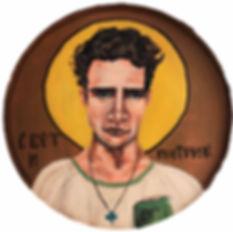 St. Patrick by Gracie Morbitzer