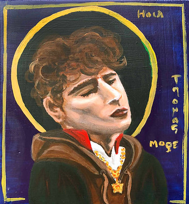 "St. Thomas More 5x7"" print"